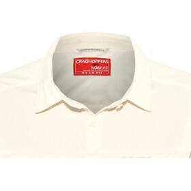Craghoppers NosiLife Adventure II Maglietta a maniche lunghe Donna beige
